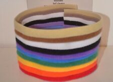 Whelping Collars Lot of 10 colors Puppy Kitten ID Litter Adjustable 3/8