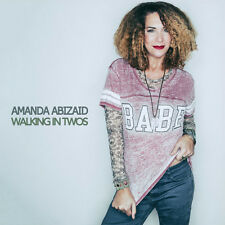 Amanda Abizaid - Walking In Twos [New CD] Extended Play