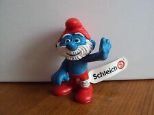 NEW smurf figure by Schleich Papa smurf 20754  Smurfs 2