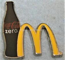 McDONALD's Coke- ZERO Pin