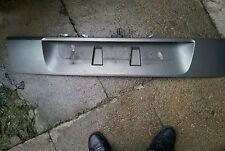 Plaque d'immatriculation arrière titulaire et de lumières 2003 MK2 RENAULT SCENIC