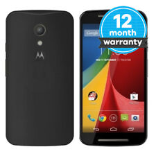 Motorola Moto G 4G (2014) - 8Gb - Black (Tesco) Smartphone