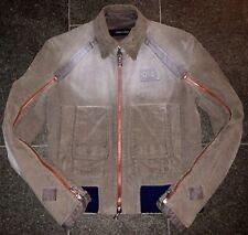 DSQUARED2 F/W 2003 24-7 STAR BIKER JACKET 48 JACKE BLAZER ROCKSTAR COLLECTORS