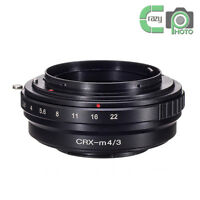 CRX-M4/3 Adapter for Contarex Lens to Olympus Micro 4/3 OM-D Panasonic GH4 GX7