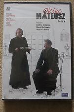 Ojciec Mateusz - Sezon 5 - DVD - POLISH RELEASE SEALED SERIAL POLSKI