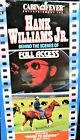 Hank Williams Jr. Full Access NEW VHS, Behind the scenes, Born to Boogie,Video