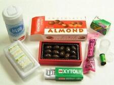 Re-ment #35 miniature camera film wet tissue gum sandwiches chocolate