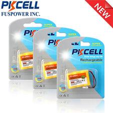 3x Telephone Battery 400mAh 3.6V NiCd for Vtech BT-17333 BT-27333 CTP-8210 JB950