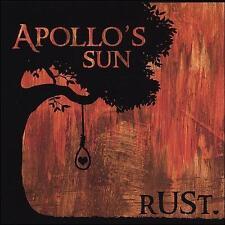 Apollo's Sun - Rust. CD New