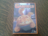 dvd garfield le film