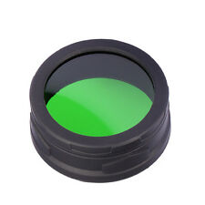 NiteCore NFG60 60mm Green Lens Cap Filter Diffuser for EA8 MH40GT MH41 TM11 TM15