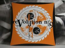REVOLUTION NO. 9 - A TRIBUTE TO THE BEATLES IN AID OF CAMBODIA LP + INSERT NM