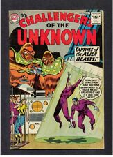 Challengers of the Unknown 14, DC 1960, Not Rated