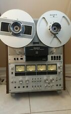SONY TC-788- 2 & 4 TRACKS FULLY TESTED/NICE, R TO R RARE HARD TO FIND