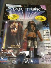 More details for star trek collectable figures-captain kurn klingon officer