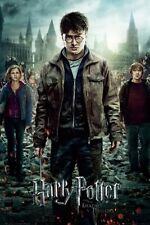 """Harry Potter And The Deathly Hallows Part 2 - Movie Poster (Regular) (24"""" x 36"""")"""