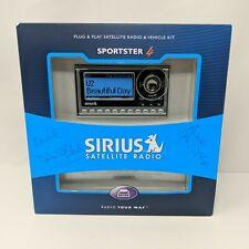 New ListingSirius Sportster 4 Sp4-Tk1R Car Satellite Radio Vehicle Kit Plug and Play