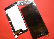 DISPLAY LCD TOUCH SCREEN per ASUS ZENFONE 3 MAX ZC520TL NERO X008D VETRO SCHERMO
