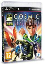 Ben 10 Ultimate Alien Cosmic Destruction PS3 * en excellent état *