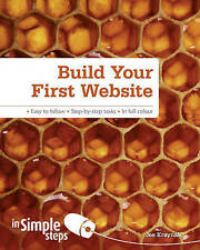 Build Your First Website In Simple Steps-ExLibrary