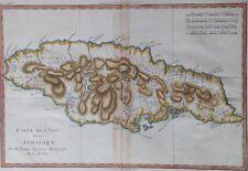 Anrica mappa America Giamaica Caraibi Bonne