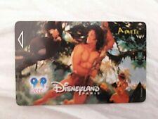 Billet entrée Disneyland (Année 2000 - Collector)
