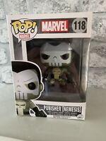 Pop Funko Marvel Punisher 118 (Nemesis)