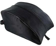 Highlander Durable Hardwearing Wide Zip Opening Universal Boot Bag 5034358263980 Black