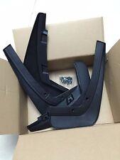 4pcs Front Rear Mud Flap Fender For Jaguar XF 2008 2009 2010 2011 2012 2013 2014