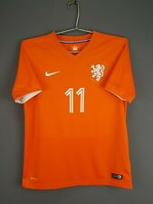 4.3/5 Holland Netherlands jersey small 2014 2016 shirt 577956-815 Nike ig93
