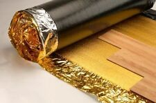 15m2 Super Sonic Gold 5mm - Acoustic Underlay with DPM For Wood & Laminate Floor