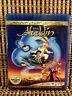 Aladdin (1-Disc Blu-ray, 2019)Disney Animated Classic.Robin Williams.Original