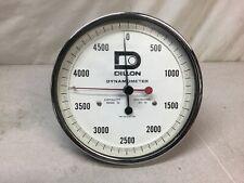 "Dillon 10"" Dial Dynamometer, 5000 lbs X 20lbs Divisions"