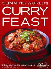 Slimming World's Curry Feast: 120 mouth-watering Indian recipes to make at hom,