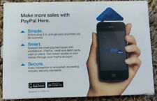 Paypal Here Mobile Credit Card Reader Cc Swiper Point of Sale Device