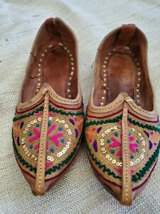 Shoes. Size 7. RenFaire/ATS/Belly Dance