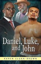 Daniel, Luke, and John by Karen Sloan-Brown (2015, Paperback)