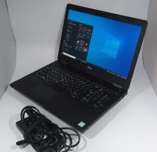 Dell Latitude e5570 laptop, 256GB SSD|8GB DDR4|1920x1080|backlit|Win10Pro, BL
