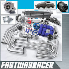 90-96 Accord Prelude F22 F23 H23 T04E T3 T3/T4 Turbo Kit Cast Turbo Manifold 95