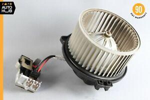 98-05 Mercedes W163 ML350 ML430 AC A/C Heater Fan Motor Blower 2308210251 OEM