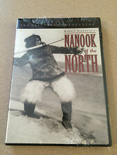 Nanook Of The North Criterion Collection DVD Classic Film Documentary New Sealed
