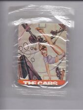 Rare 1987 Hostess Rip Into Rock sticker The Cars