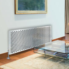 Glass Radiator Cover Printed - Stainless Steel - Made By Premier Range
