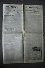 New listing Manchester Guardian, December 30th 1952
