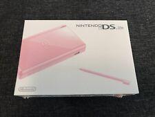 Nintendo DS lite Handheld Konsole in pink rosa * NEU + SEALED + UNBENUTZT