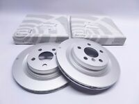 GENUINE BMW 2 SERIES F45 225i X1 F48 25d  PAIR OF REAR BRAKE DISCS 2 DISC 300mm