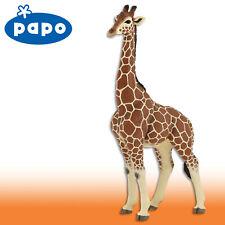 Papo Figur Giraffe männlich (50149) Tierfigur Sammelfigur Spielzeug Kinder