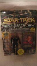 Star Trek Deep Space Nine Commander Benjamin Sisko Figure By Playmates New t74