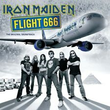 Iron Maiden - ‎Flight 666 Vinyl LP Soundtrack New 2017