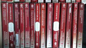 Livres j'ai lu-Aventures et Passions. Lot de 28 livres en bon état
